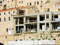 פרויקט דירות נמל יפו / צלם: רפי קוץ